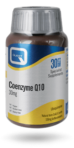 Coenzyme Q10 specialist supplements