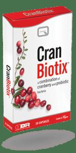 Cran Biotix 30 Capsules