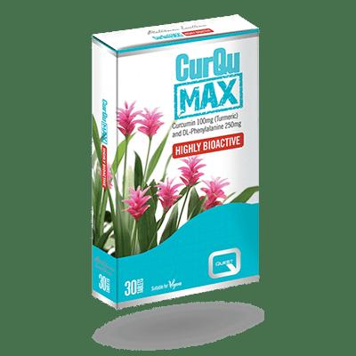 CurQuMax 30 Tablets