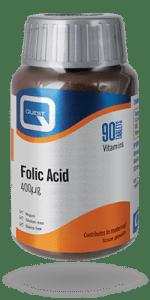 Folic Acid 400mcg 90 tabets