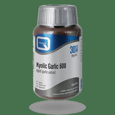 Kyolic Garlic 600 30 Tabs