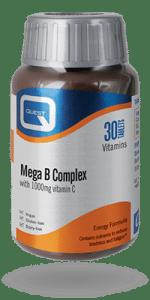 Mega B Complex 30 Tablets