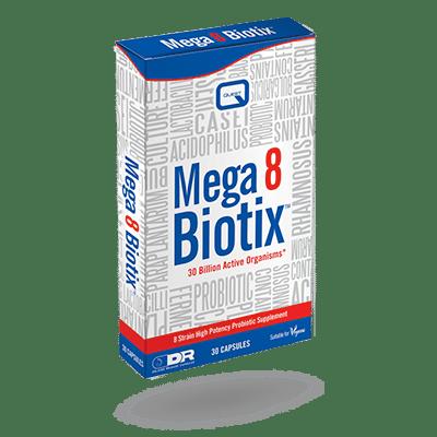 Mega 8 Biotix Tablet