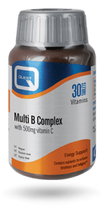 Multi B Complex 500mg 30 Tablets