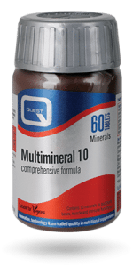 Multimineral 10 Comprehensive Formula