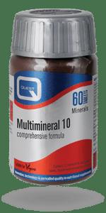 Multimineral 10 Comprehensive Formula