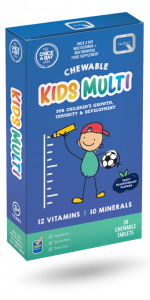 Once A Day Kids Chewable Multi