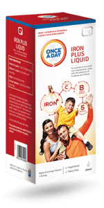 OAD Iron Plus Liquid