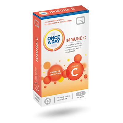 Once a Day Immune C – 30 TABLETS