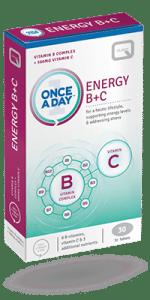 OAD Energy B+C