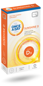 Once A Day Sunshine D