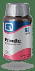 Platinum Biotix 60 Capsules