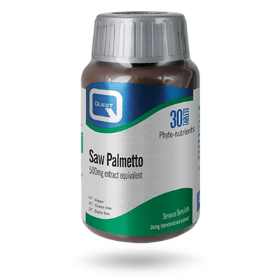 Saw Palmetto 36mg