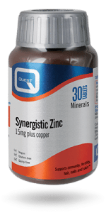 Synergistic Zinc 30 Tablets