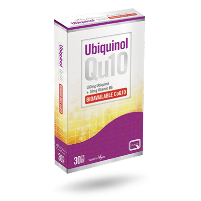 100mg Ubiquinol