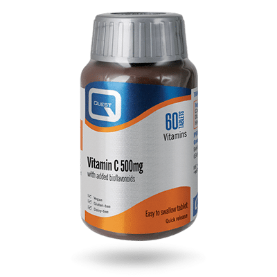 Vitamin C 500mg 60 Tablets