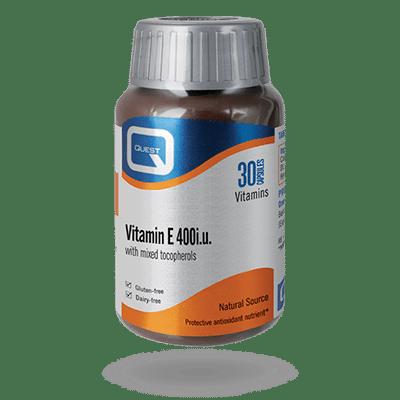 Vitamin E400iu. 30 Capsules