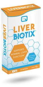 Liver Biotix Supports Normal Liver Function