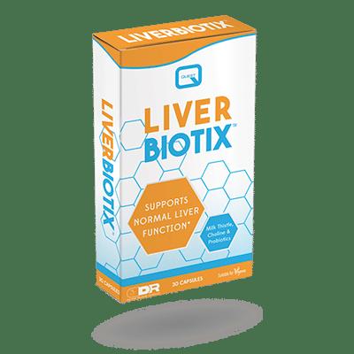Liver Biotix Supports Normal Liver Function