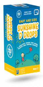 Sunshine D Drops