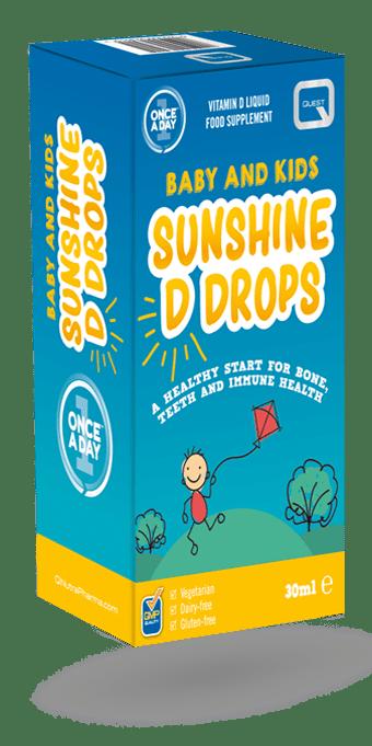 Sunshine D Drops