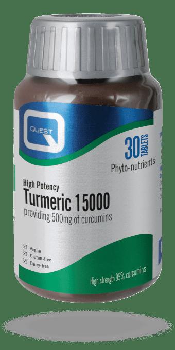 Turmeric 15000